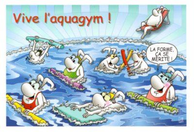 absd Saint-Brieuc aquagym